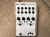 KOMA Elektronik BD101 Analog Delay/Gate