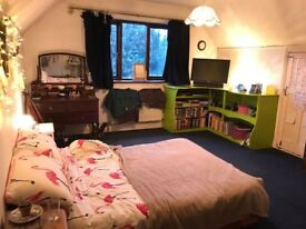 Large room in House share in Bearsted, Maidstone. Double rioom for single professional female.