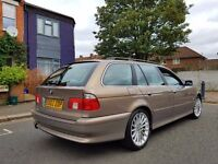 BMW 5 SERIES 520i TOURING 1 OWNER ESTATE