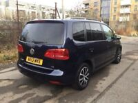 Volkswagen touran 2013 Automatic only £8995 pco ready