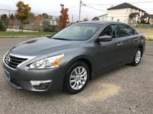 2015 Nissan Altima 2.5 S Accident Free Push Button Start 