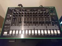 Roland TR8 Drum Machine. Boxed. With USB, Audio Leads & Decksaver