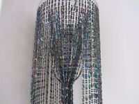 Ornamental Bead Lamp Shade or can hang as a decorative hanging ceiling art