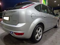 2009 top spec 1 owner ford focus 1.6 tdci diesel only £30 a year tax+12 months mot and FREE DELIVERY