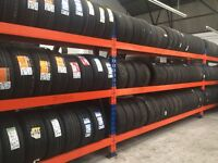 DEXION RACKING, IMMACULATE CONDITION