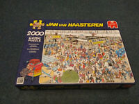 Jan Van Haasteren 2000 piece comic puzzle