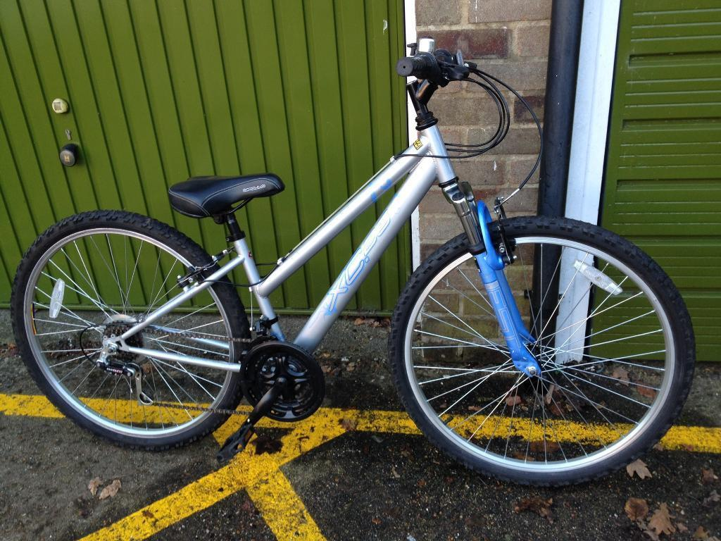 Apollo Ladies Mountain Bike Small Adult Serviced Great Condition