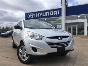2013 Hyundai Tucson GL MANUAL, SUPER LOW KM $115* BI-WEEKLY