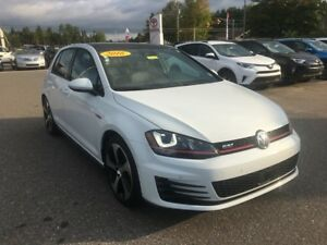 2016 Volkswagen Golf GTI 6 Speed manual ONLY $235 BIWEEKLY WIT