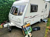 2006 Avondale dart 2 berth touring caravan