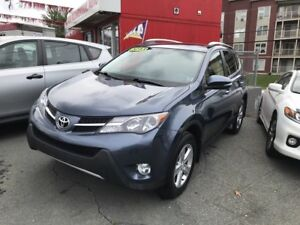 2013 Toyota RAV4 XLE Own from $190 bi-weekly, w/ $0 down, OAC