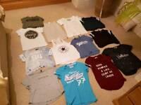 Assorted girl's tops