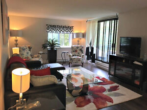 Spacious Two Bedroom Condo on East End
