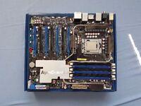 Asus P6T7 WS SuperComputer ATX Motherboard, Intel X58 1366 i7-920, DDR3 12GB, 7950GT, Fenrir Titan