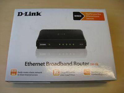 100 Ethernet Broadband Router (BD981 D-Link DIR-100 Ethernet Broadband Router)