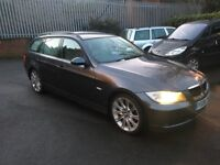 2006 BMW 320d DIESEL AUTO ES TOURING AUTOMATIC 1 FORMER KEEPER