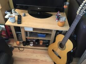 Spanish style acoustic guitar