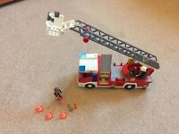 Pre-owned Playmobil Fire Engine