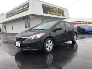 2016 Kia Forte 1.8L LX - WWW.PAULETTEAUTO.COM BE APPROVED TODAY!