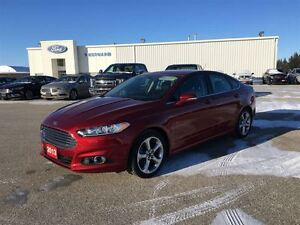 2013 Ford Fusion SE Heated Front Seats, Reverse Sensing System