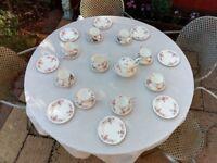Duchess Bone China, June Bouquet 981 tea service