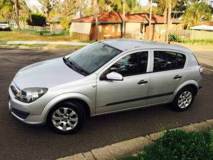 2007 Holden Astra Auto LOW KS LONG REGO LOGBOOKS 2 Keys Mags A1 Meadowbank Ryde Area Preview