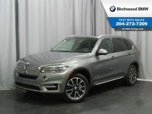 2015 BMW X5 Xdrive50i LED Lighting, Ventilated Seats! Bang & O