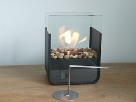 The Naked Flame 'Reflection' 1.5kw Table Top Bio-ethanol Fire 50% OFF