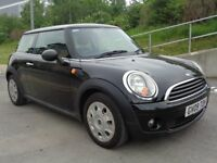 2009 MINI ONE HATCH, AUTOMATIC PETROL ,FULL SERVICE HISTORY, 2 KEYS, HPI CLEA...