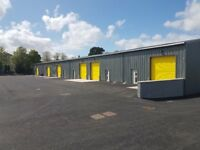 NEW SMALL INDUSTRIAL UNIT c.2,000sqft AT STRAITON FOR RENT NOW