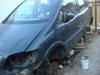 for breaking zafira 2l diesel 2005
