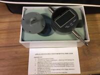 Digital plunge Micrometer calliper 0-12.5mm as new boxed lathe Myford boxford