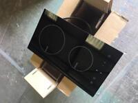 Electriq 30cm Domino two zone Hob