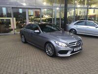 Mercedes Benz C220 AMG Line Premium Plus