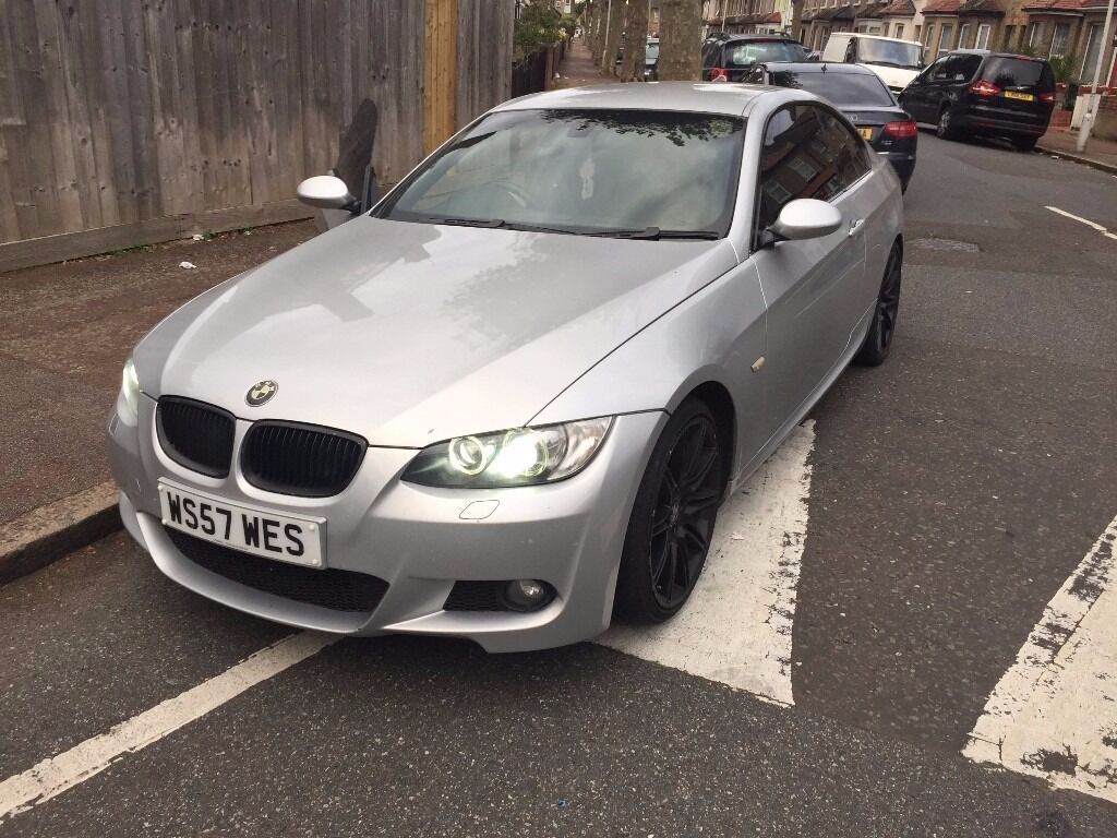 Bmw 325i coupe 2008 m sport fsh e92 3 series in eastham - Bmw 3 series m sport coupe ...