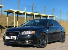 2007 Audi A4 2.0TDI FOR SWAP ONLY