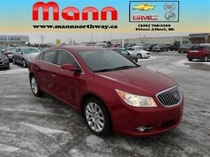 2013 Buick LaCrosse eAssist Luxury Group -  Pst paid, Remote sta