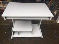 computer desk &chair