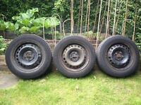 """VW Volkswagen T5 wheels 16"""""""