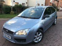 Ford Focus 1.6 Sport 3dr,2006,Hatchback,1 OWNER,NEW MOT,FULL SERVICE,2 KEYS,HPI CLEAR