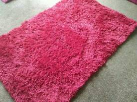 New Red Rug 120cm-170cm