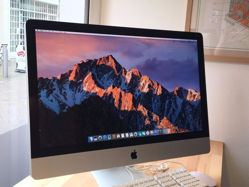 "iMac 27"" 2009, 2.66GHz Intel Core i5, 12GB RAM, 1TB HDD, 3 Month Warranty550in Birmingham City Centre, West MidlandsGumtree - iMac 27"" 2009, 2.66GHz Intel Core i5, 12GB RAM, 1TB HDD, 3 Month Warranty, £550 Why not upgrade to an SSD from £190"