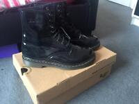 Dr. Martens Black Size 6 Second Hand