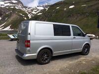 VW T5 2.5 Camper Conversion/Day Van