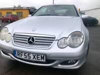 Mercedes-Benz C Class Coupe C203 Facelift 2.1 C220 CDI SE 2dr Auto