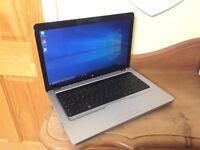 Silver HP G62 Laptop Notebook