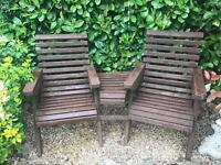 Duo Bench