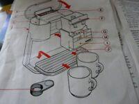 philips tea machine