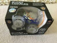 Super Tumbler Extreme RC Stunt Car, Boxed