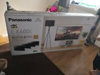 Panasonic 65 inch 4k smart TV brand new in the box